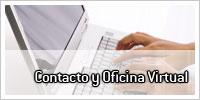 Contacto y oficina virtual