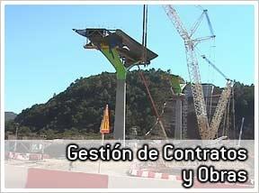 Gestión de Contratos y Obras